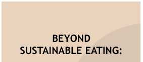 Beyons sustainable eating